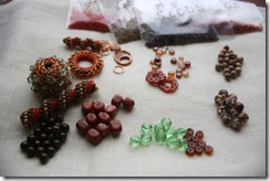 beads from Shannon