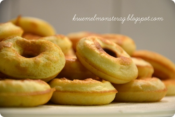 Minidonats by Chrissy