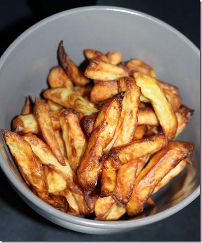 Test frites Airfryer 1