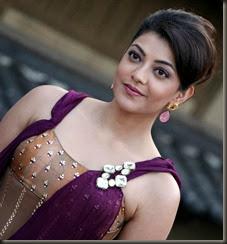 Actres Kajal Agarwal in Jilla Movie Latest Stills
