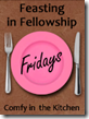 feasting in fellowship