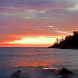 Artist Point Sunrise / Grand Marais / Minnesota
