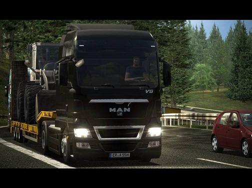 Juegos de Camiones German Truck Simulator