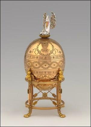 Imperial Pelican Easter Egg, 1897