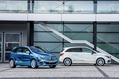 Mercedes Benz B-Klasse Electric Drive & B 200 Natural Gas Drive