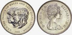 25_New_Pence_célébrant_le_mariage_du_Prince_de_Galles_et_de_Lady_Diana_Spencer