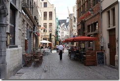 near Grand Place