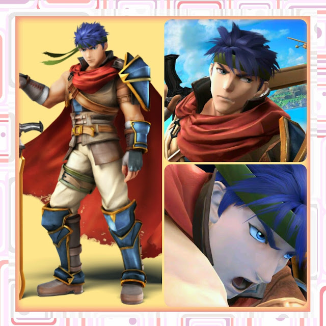 Ike - Fire Emblem - Super Smash Bros. 3DS and Wii U