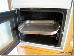 Vintage Wearever roasting pan-too wide