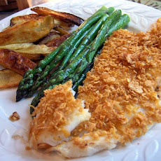 Crispy Baked Fish Fillets