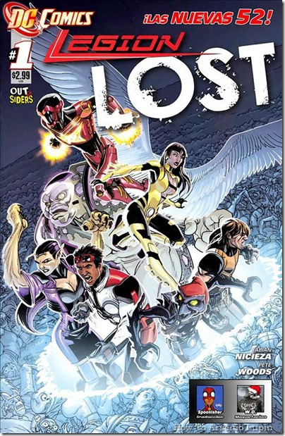 P00001 - Legion Lost #1 - Run From