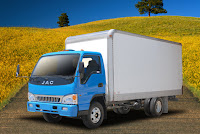 Greenkraft is looking for dealers for its Class 3-6 dedicated-CNG trucks based on chassis from JAC, China's Anhui Jianghuai Automobile Company.