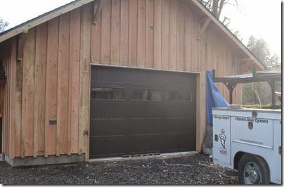 Garage Door From Applegate Door.