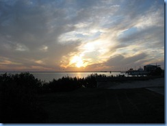 7168 Texas, South Padre Island - KOA Kampground sunset