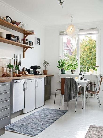 Fin lägenhet, Stadshem via Homedit 3