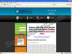 script website bisnis online
