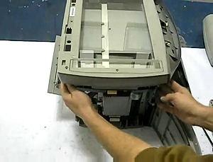Fix HP 3300 3330 Scanner Bulb Warm Up Error (8)