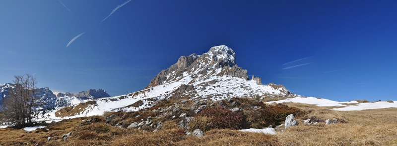 Sass de Putia Panorama