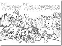 colorear halloween winnie (4)