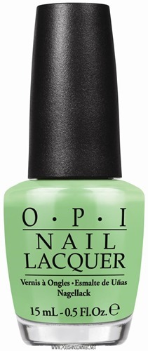 OPI You are So Outta Lime!