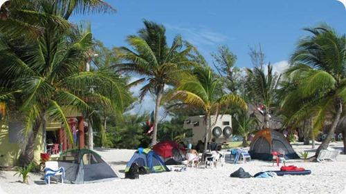 BeachCamping