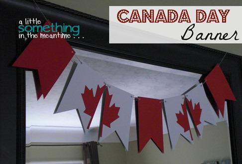 Canada Day Banner WM