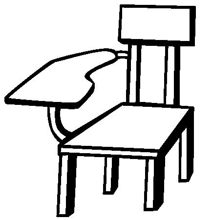 Chairs para colorear - Imagui