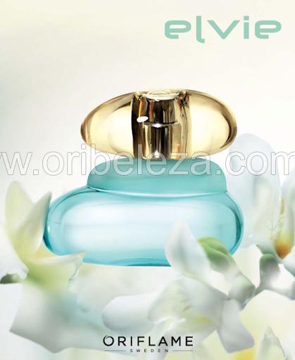 Elvie da Oriflame – Fragrância Feminina