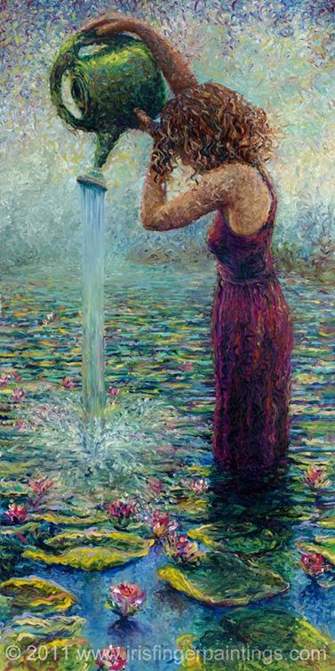 irisscott thirsty water lilies