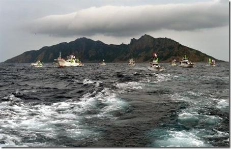 diaoyu dao, diaoyu islands