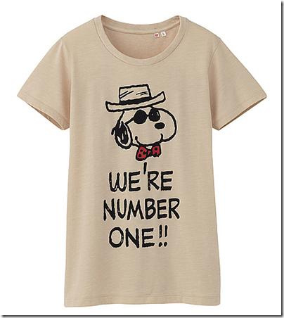 Uniqlo X Snoopy Tee - Woman 28