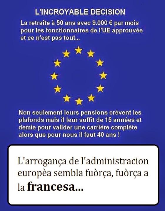 arrogança europèa