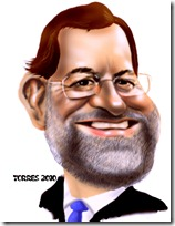caricatura rajoy 7