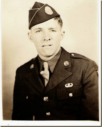 William Graham WW II  step rother Thomas A Dowd