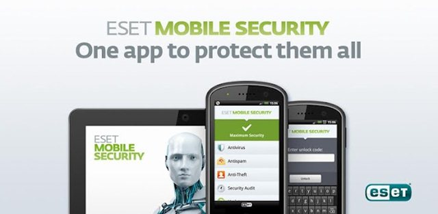 ESET Mobile Security para android 4