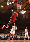 lebron james nba 130301 mia at nyk 19 LeBron Debuts Prism Xs As Miami Heat Win 13th Straight