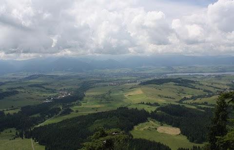 ... nad Bobrovcom ...