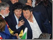 Matteo Renzi a Torino