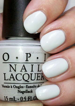OPI My Boyfriend Scales Walls