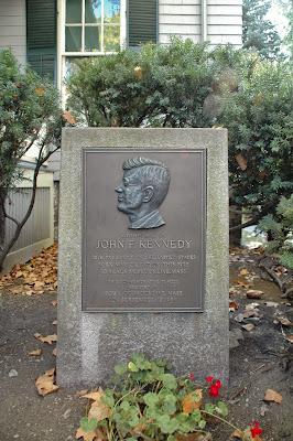 Birth Place of John F. Kennedy