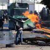 Algérie : violents affrontements à Cheraga