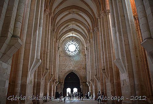 Glória Ishizaka - Mosteiro de Alcobaça - 2012 - 4b