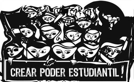 estudiantes lucha