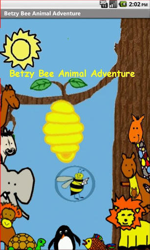 Betzy Bee Animal Adventure Eng