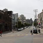 Columbus street, ici au bord du quartier italien.