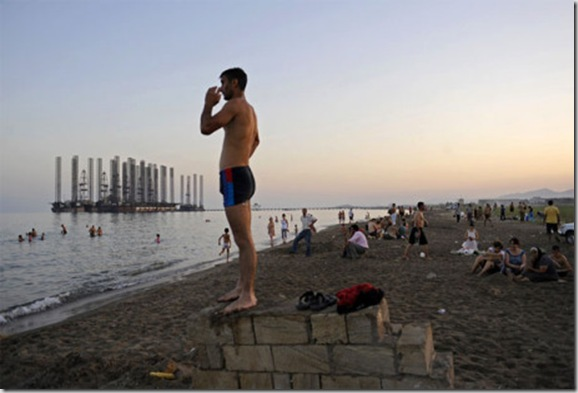 Baku, Azerbaijan 2010