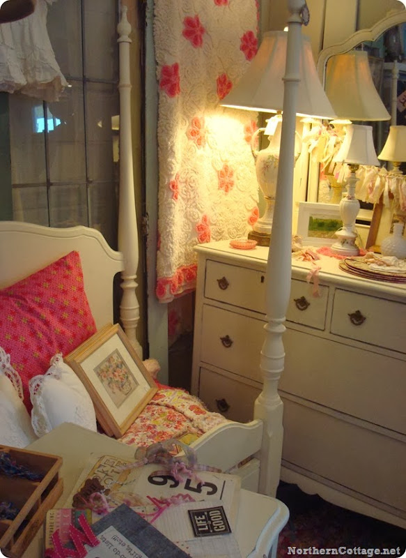 Darling Little Girls Room {Northern Cottage} - Copy