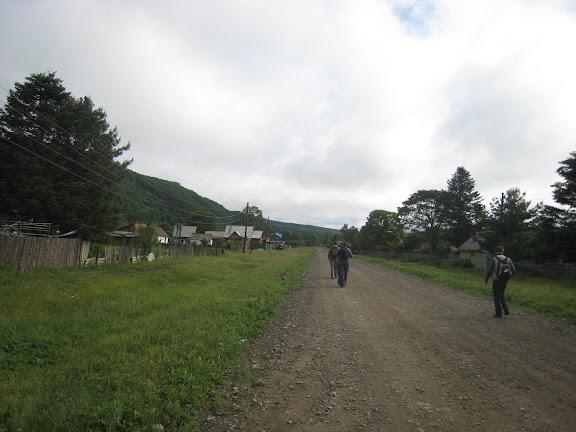 Dans le village de Tigrovoy (Primorskij Kraj), 24 juin 2011. Photo : G. Charet