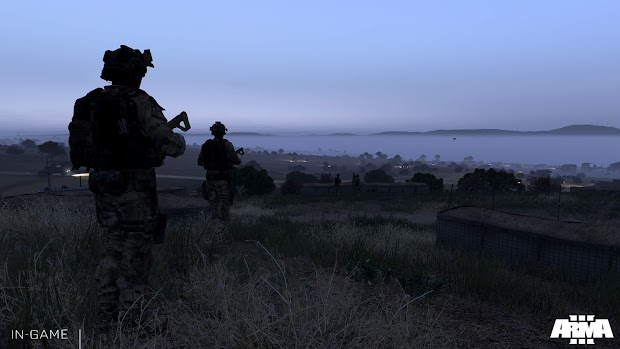 Final part of Arma 3's single player campaign out later this month