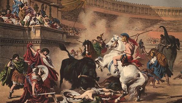 Jogos romanos